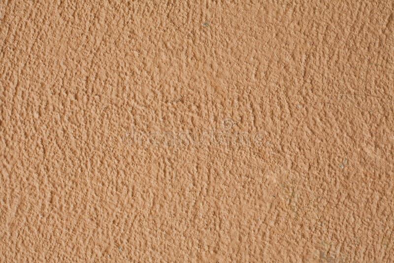 Fundo alaranjado velho da parede das texturas do grunge Fundo perfeito com espa?o imagem de stock royalty free