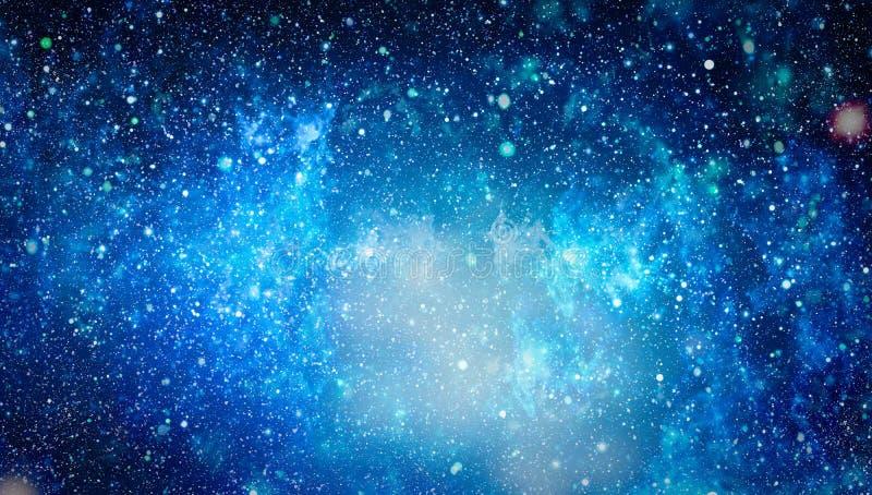 Fundo alto do campo de estrela da definição Textura estrelado do fundo do espaço Fundo estrelado colorido do espaço do céu noturn imagens de stock
