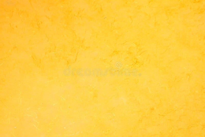 Fundo amarelo ilustração royalty free