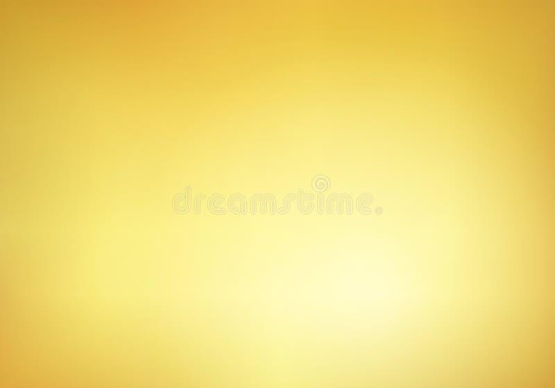 Fundo amarelo contínuo fotografia de stock royalty free