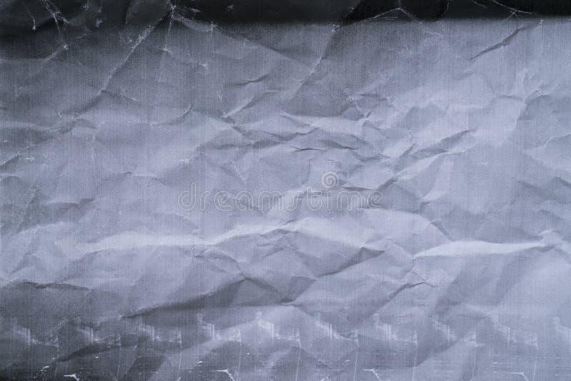 Fundo amarrotado fotocópia da textura imagem de stock