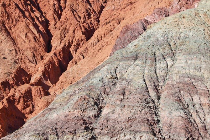 Fundo andino das montanhas da região fotografia de stock royalty free