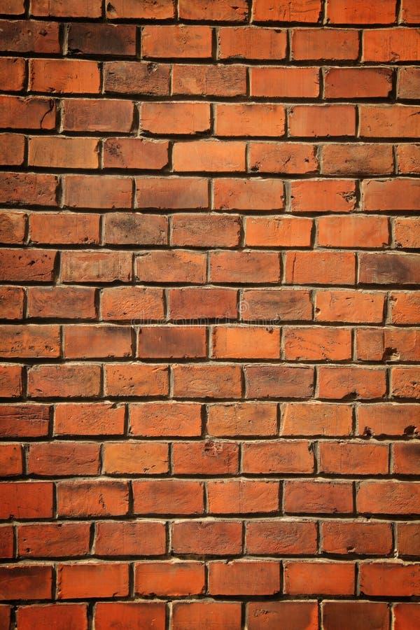Fundo arquitetónico da parede de tijolo fotografia de stock
