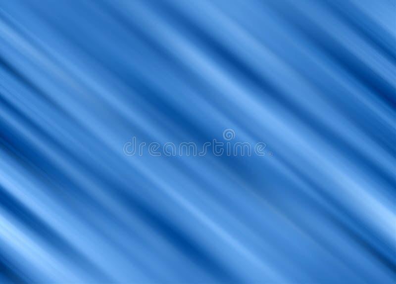 Fundo azul ilustração royalty free