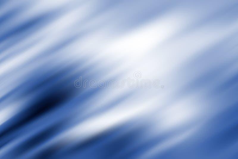 Download Fundo azul abstrato ilustração stock. Ilustração de borrado - 10065140