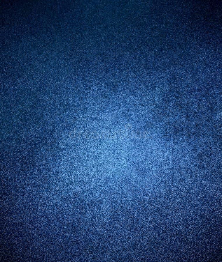 Fundo azul abstrato da obscuridade elegante - azul imagens de stock royalty free