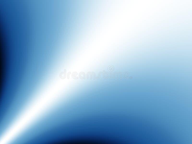 Fundo azul abstrato do borrão de veludo ilustração royalty free