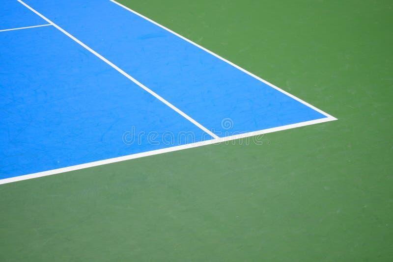 Campo de ténis foto de stock royalty free