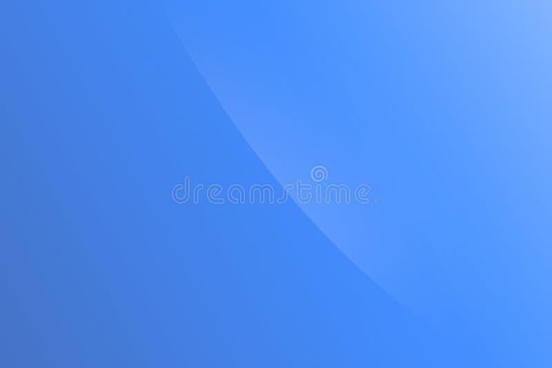 Fundo azul abstrato Fundos azuis do Web site ou da apresentação do inclinação ilustração do vetor