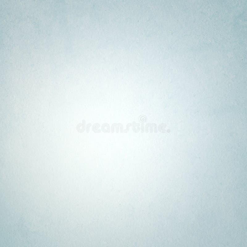 Fundo azul cinzento, textura do papel, centro áspero, de papel, claro, placa ilustração royalty free
