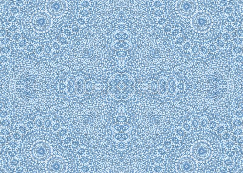 Download Teste padrão abstrato azul ilustração stock. Ilustração de projeto - 29829867