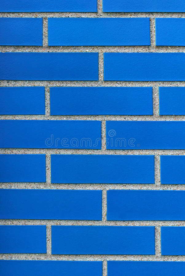 Fundo azul da textura da alvenaria fotos de stock royalty free