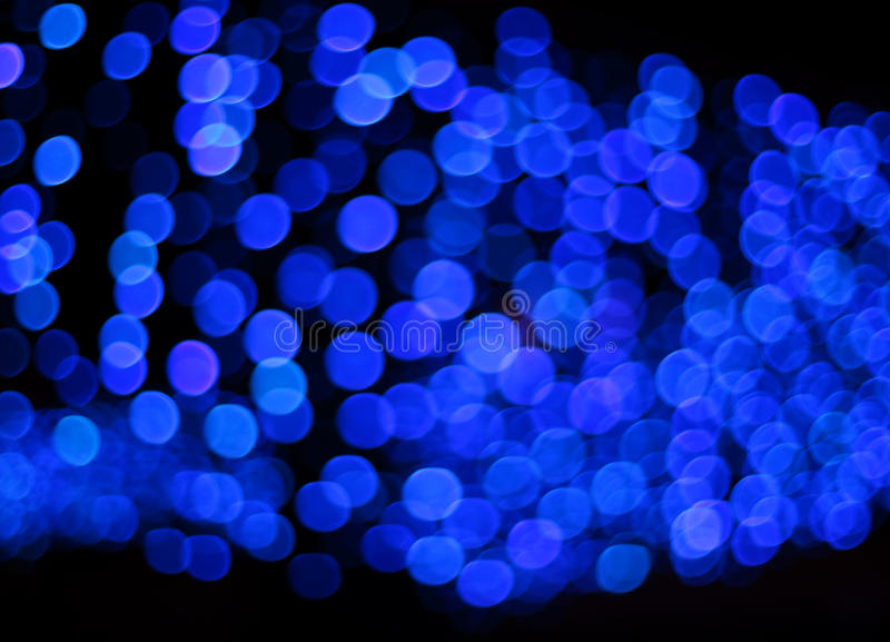 Download Fundo azul do bokeh imagem de stock. Imagem de efeitos - 12808749
