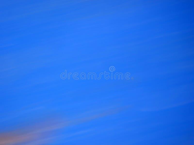 Fundo azul do inclinação fotografia de stock