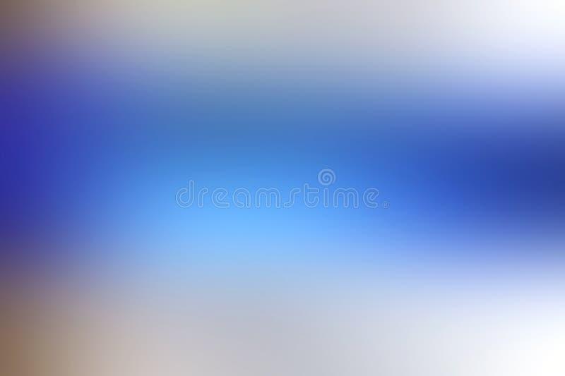Fundo azul e de prata imagens de stock