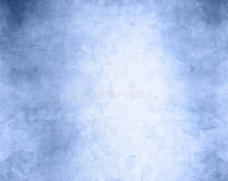 Fundo azul envelhecido foto de stock royalty free