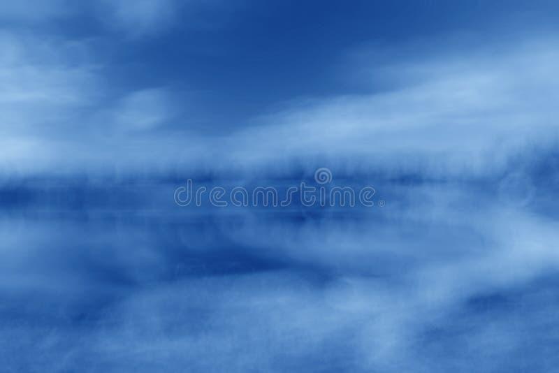 Fundo azul obscuro imagem de stock royalty free