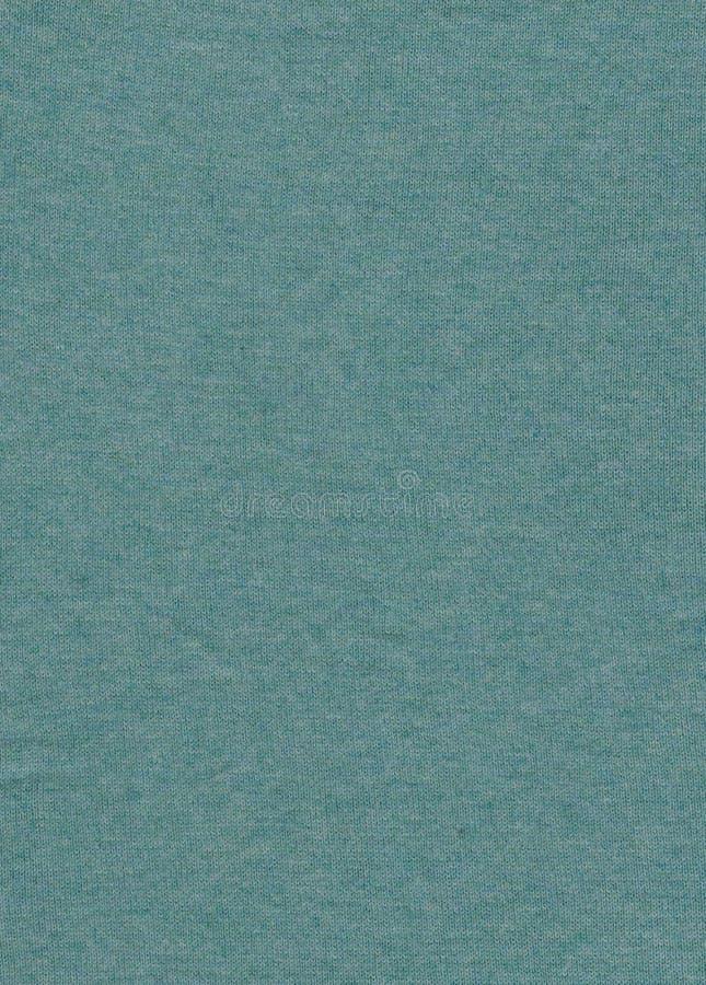 fundo azul verde da textura da tela fotografia de stock