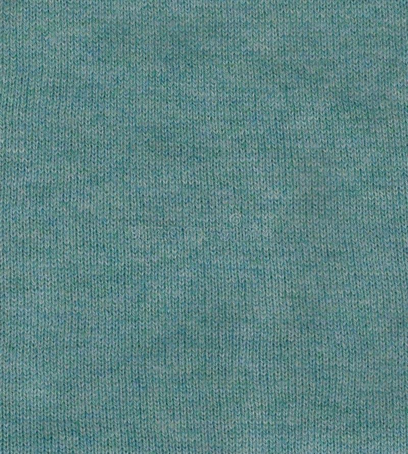 fundo azul verde da textura da tela imagem de stock