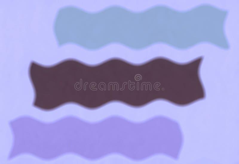Fundo azulado ilustração stock