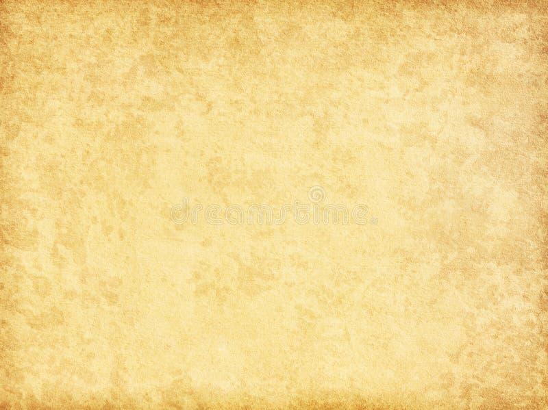Fundo Beige Vintage Textura de papel envelhecida fotos de stock royalty free