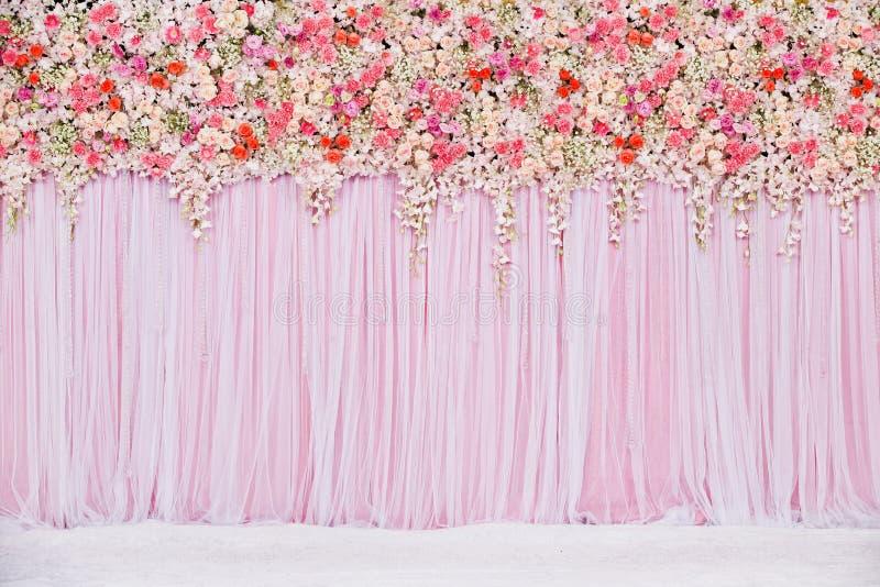 Fundo bonito das flores fotografia de stock royalty free