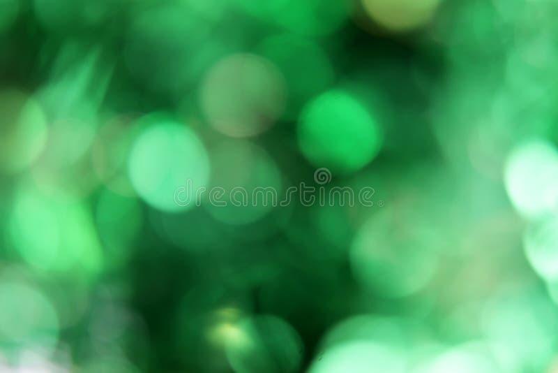 Fundo borrado verde foto de stock royalty free