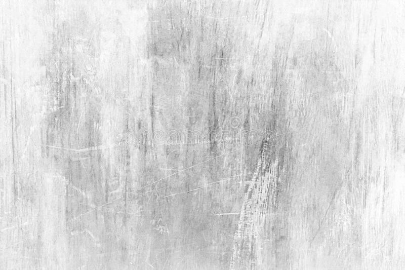 Fundo branco com riscos e detalhe da poeira de superfície riscada fotografia de stock
