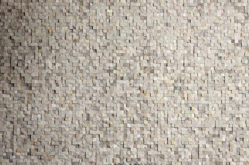 Fundo branco da parede de pedra imagem de stock