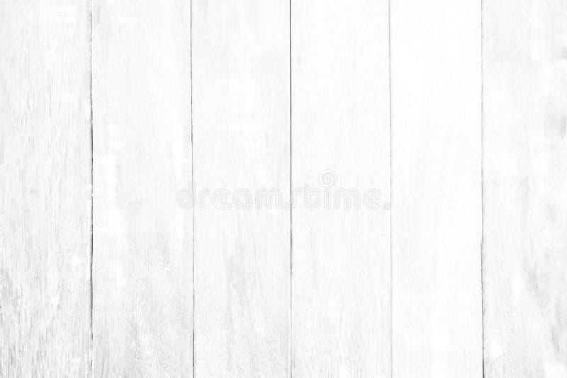 Fundo branco da textura do assoalho da madeira compensada  imagens de stock royalty free