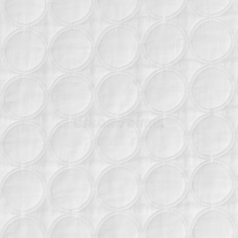 Fundo branco do círculo ilustração stock