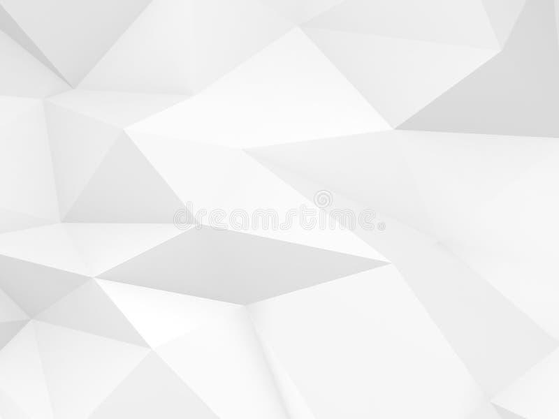 Fundo branco do papel de parede para o projeto da tampa ilustração stock
