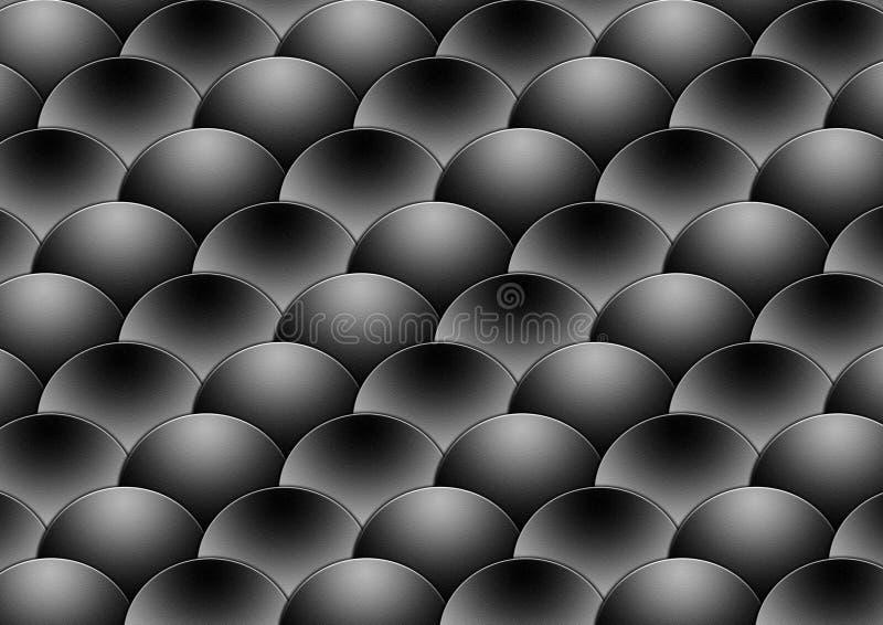 Download Fundo branco preto simples ilustração stock. Ilustração de pattern - 16858633