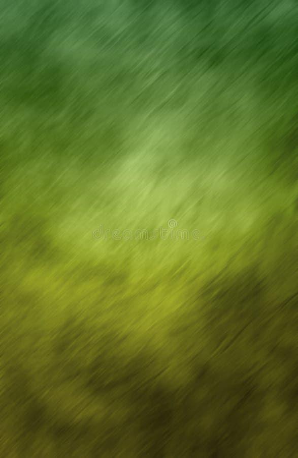 Fundo Brown/verde da lona ilustração royalty free