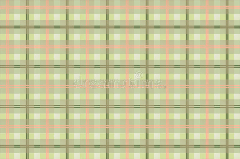 Fundo Checkered ilustração stock