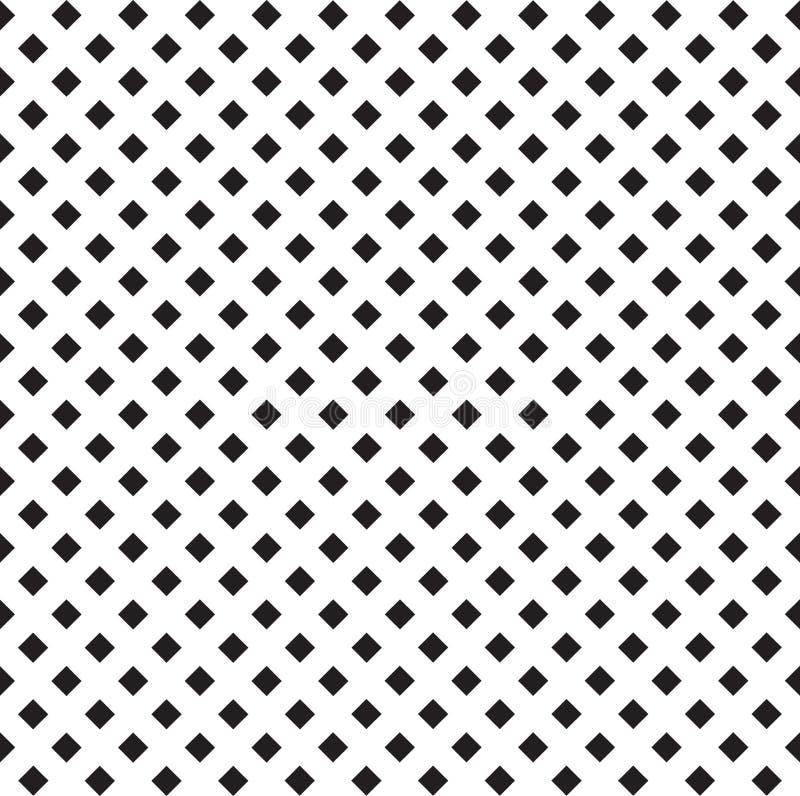 Fundo Checkered Desenho do vetor ilustração royalty free