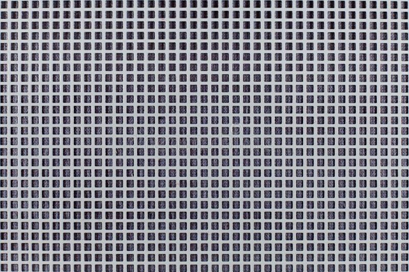 Fundo Cinzento Checkered Imagens de Stock Royalty Free