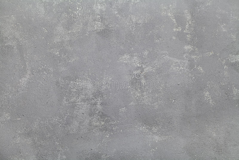 Fundo cinzento da textura do emplastro, muro de cimento neutro foto de stock royalty free