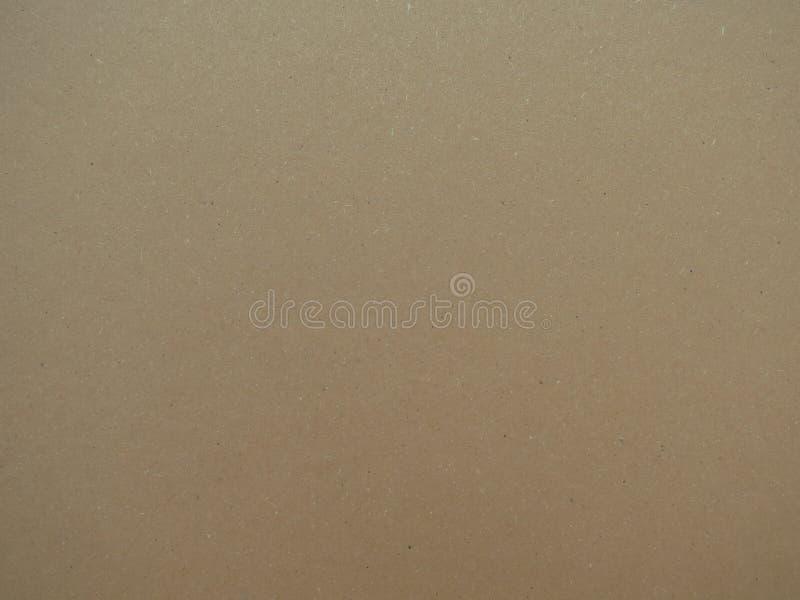 Fundo cinzento da textura do papel marrom imagem de stock