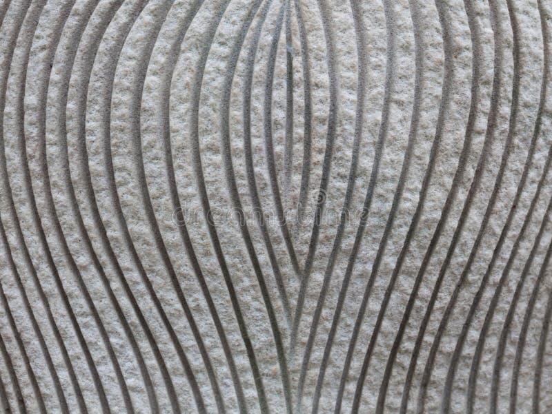 Fundo cinzento da textura do sulco foto de stock