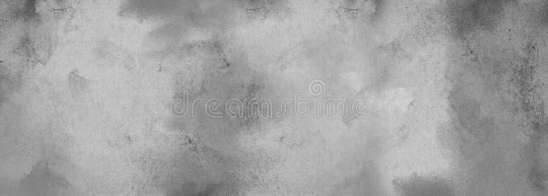 Fundo cinzento preto da textura do monochrome do quadro-negro da escola Vignetted envelheceu o fundo da textura imagem de stock