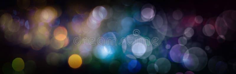 Fundo circular circular de luz abstrata imagem de stock royalty free
