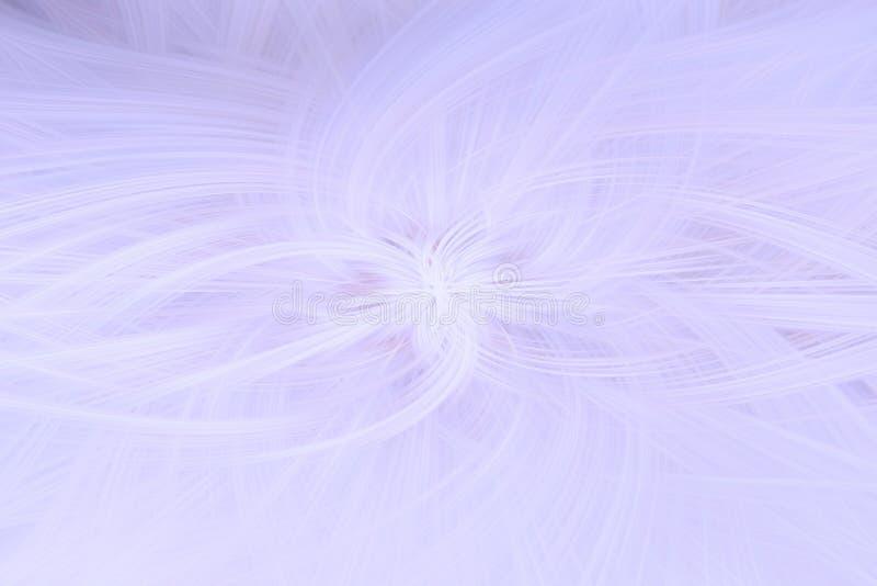 Fundo claro da ilustra??o do fractal do teste padr?o brilhante ilustração stock