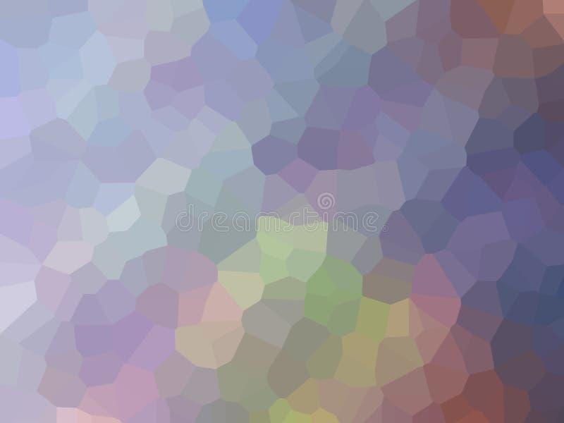 Fundo colorido abstrato do mosaico fotografia de stock royalty free