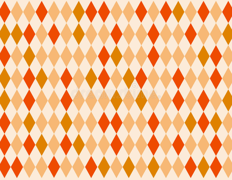 Fundo colorido do rhombus ilustração do vetor