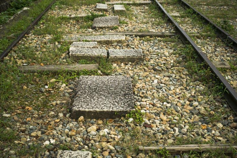 Fundo com detalhe de trilhas velhas do declive de Keage em Kyoto, Japão imagens de stock royalty free