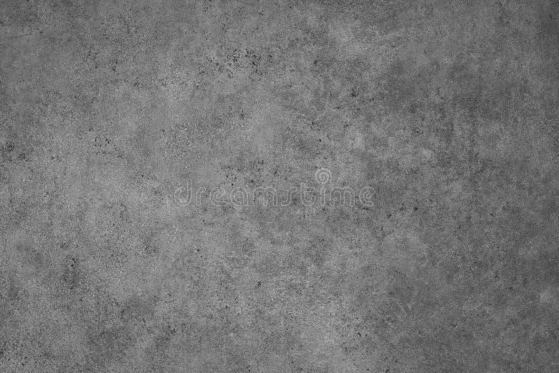 Fundo concreto cinzento lustrado da textura do assoalho fotografia de stock