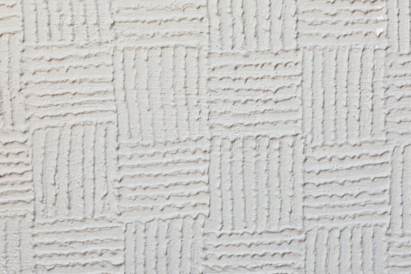 Fundo concreto da parede do teste padrão do cimento foto de stock