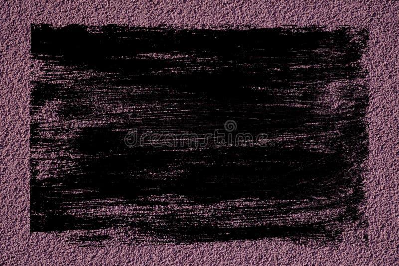 Fundo concreto ultra roxo do cimento da parede do grunge da textura ou superfície áspera de pedra ilustração do vetor
