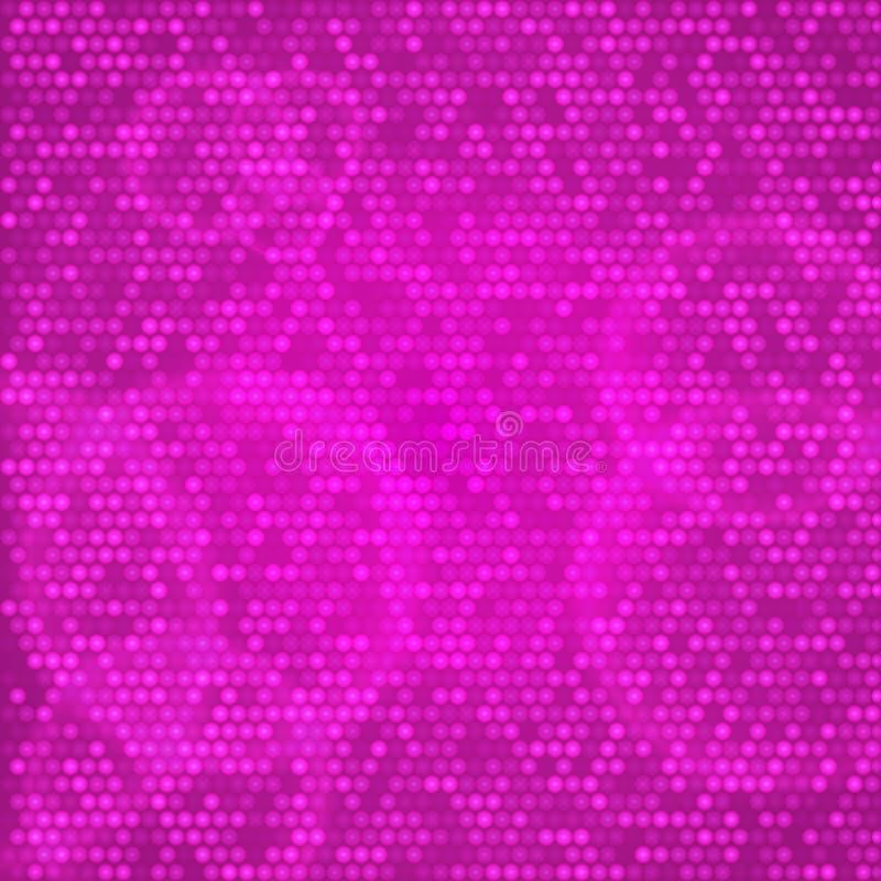 Fundo cor-de-rosa abstrato. ilustração royalty free